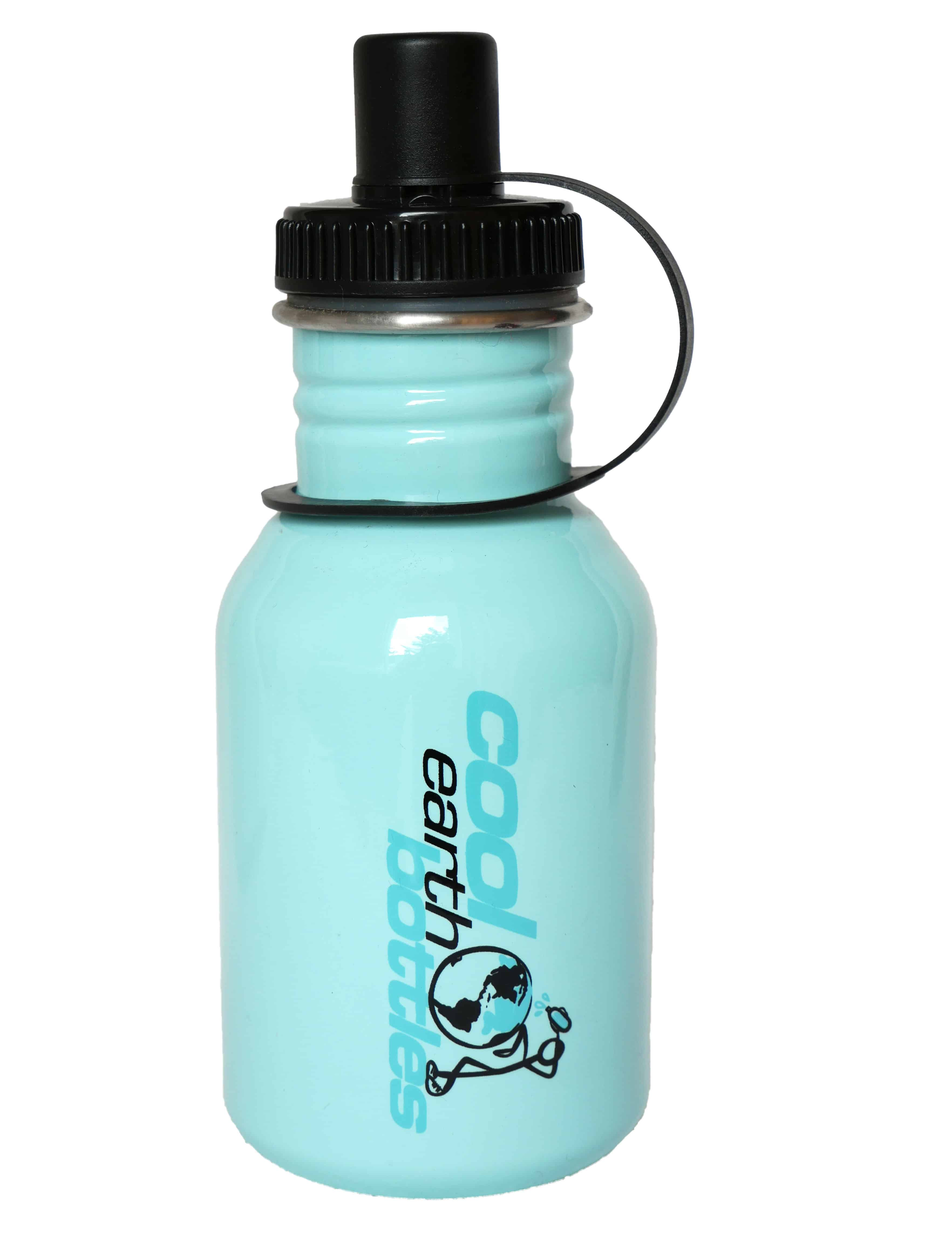 350ml Sports Stainless Steel Water Bottle – Blue