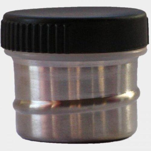 Steel Flat Cap