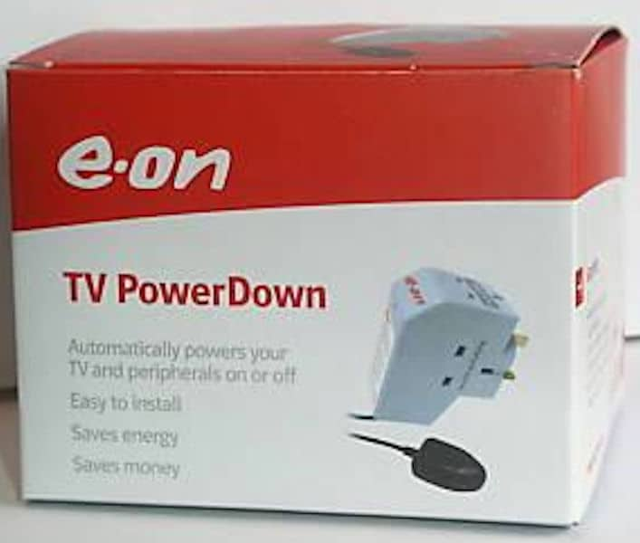 EON TV Power Down Plug